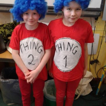 Olive Class – International Book Day – March 2019