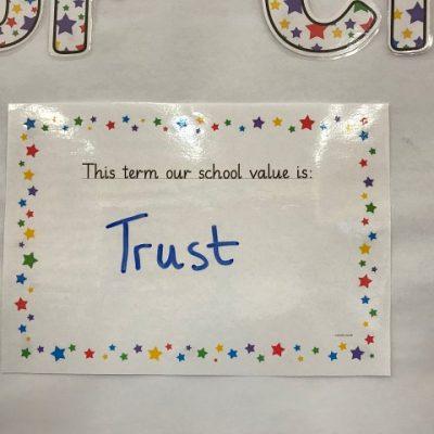 'Trust' focus...