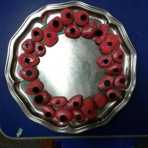 Our Poppy Wreath