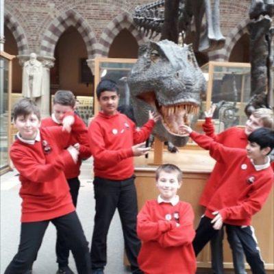 We love a T-Rex!