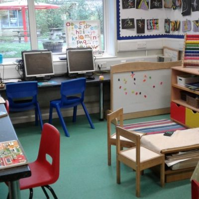 Computing and Maths area
