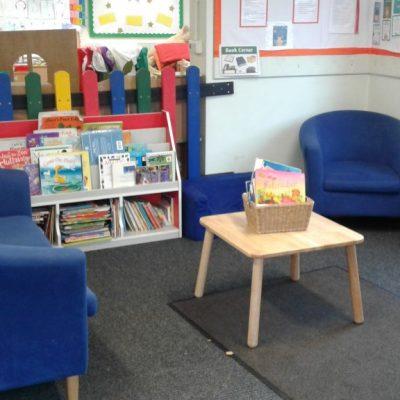 Our Book Corner